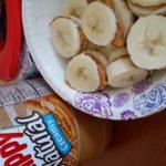 Banana Peanut Butter Ice Cream Snack