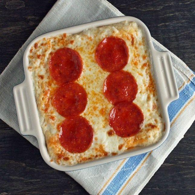 Easy Quinoa Pizza Dish (Gluten Free)