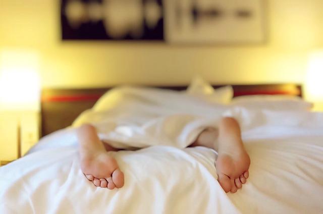 Having trouble getting a good nights sleep?